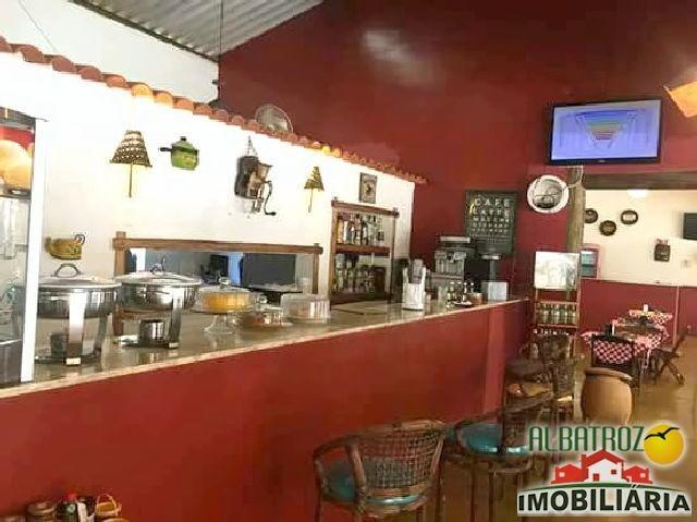 ponto comercial à venda. restaurante, quiosque e artesanato - ca337