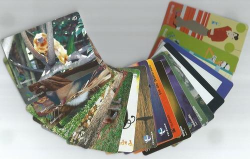 ponto do cartão diversas operadoras 6000 cartões