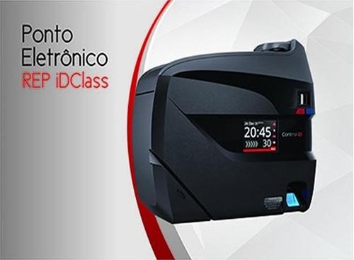 ponto eletronico biometrico taboao da serra control id mte d