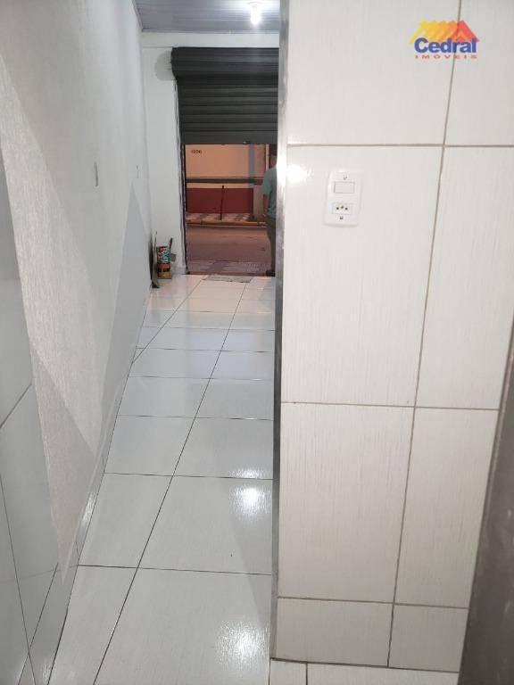 ponto para alugar, 21 m² por r$ 950,00/mês - centro - mogi das cruzes/sp - pt0013