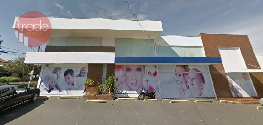 ponto para alugar, 210 m² por r$ 16.000/mês - alto da boa vista - ribeirão preto/sp - pt0111