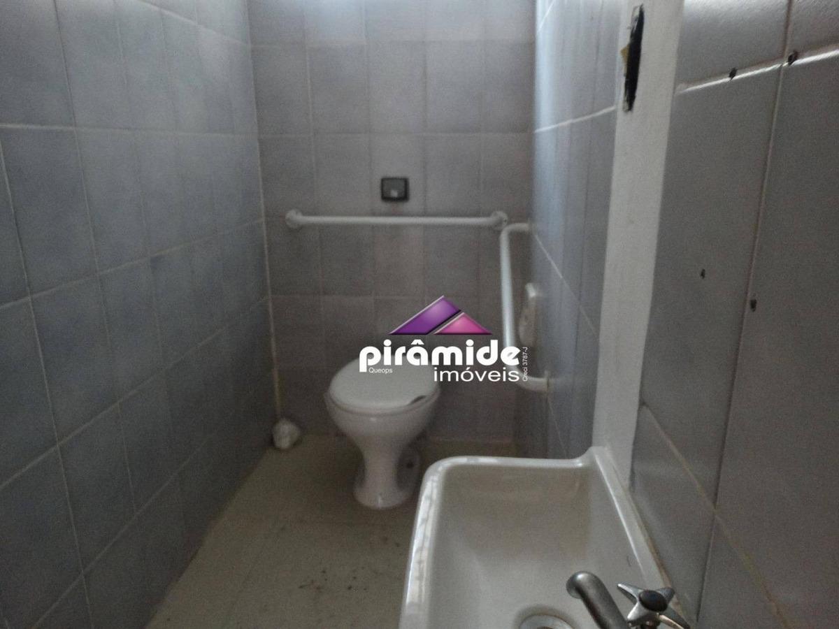 ponto para alugar, 257 m² por r$ 7.800,00/mês - centro - são josé dos campos/sp - pt0179