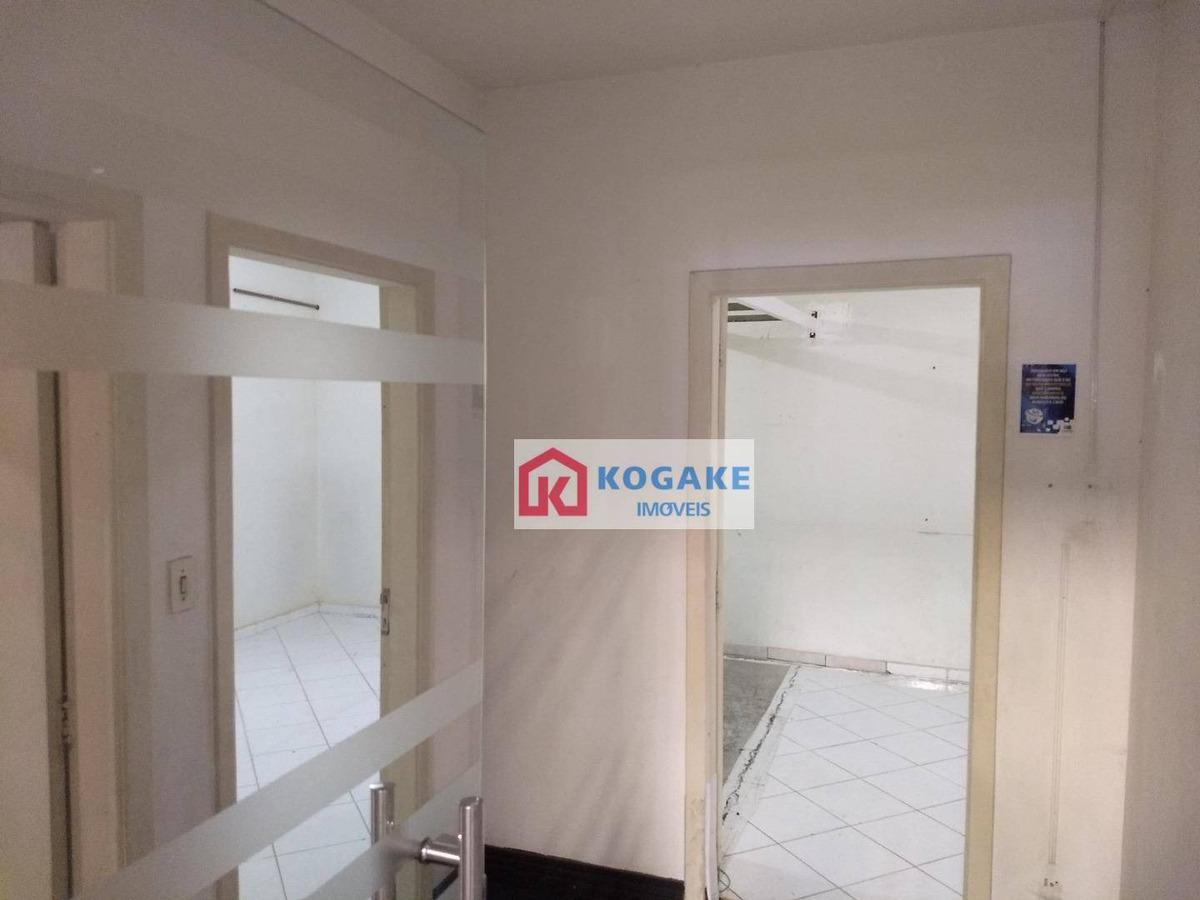 ponto para alugar, 370 m² por r$ 10.000,00/mês - vila adyana - são josé dos campos/sp - pt0080