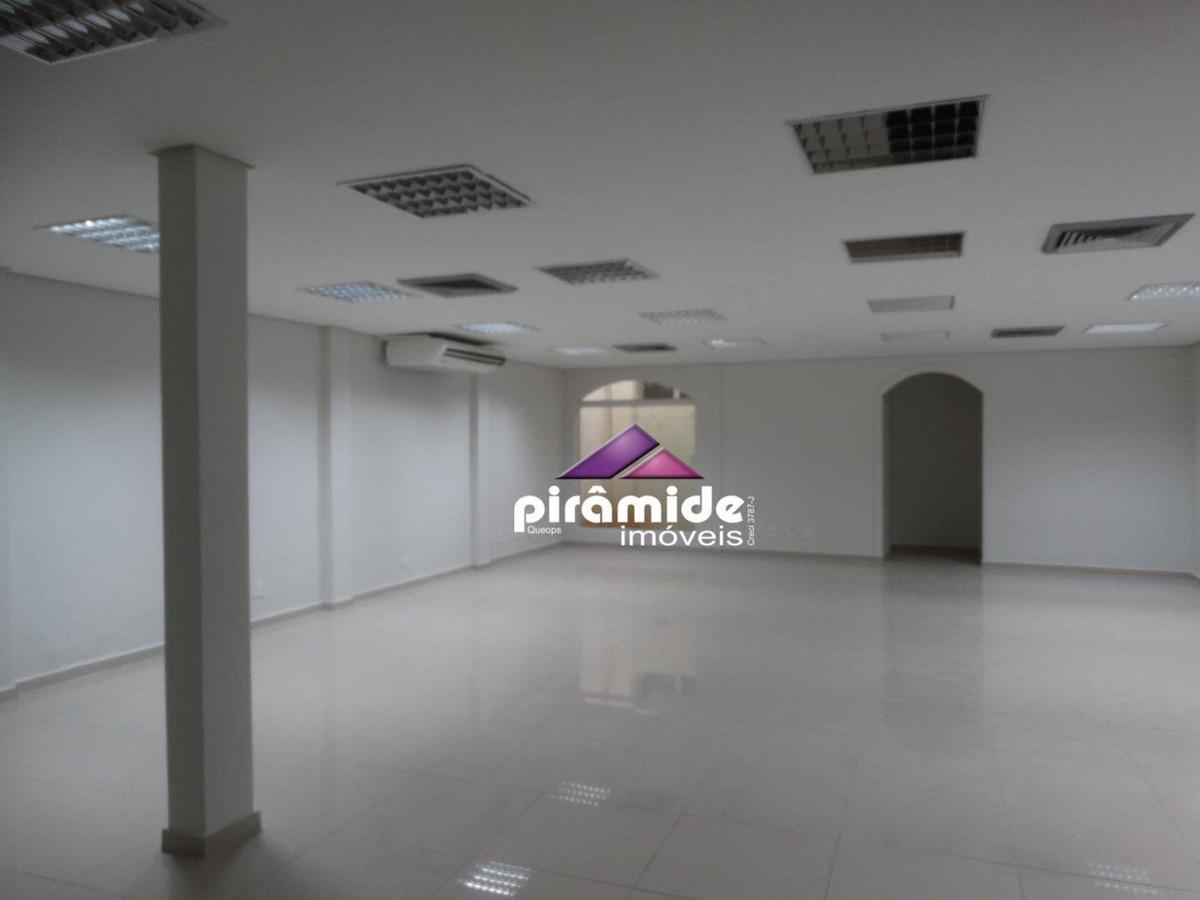 ponto para alugar, 887 m² por r$ 30.000,00/mês - centro - são josé dos campos/sp - pt0178