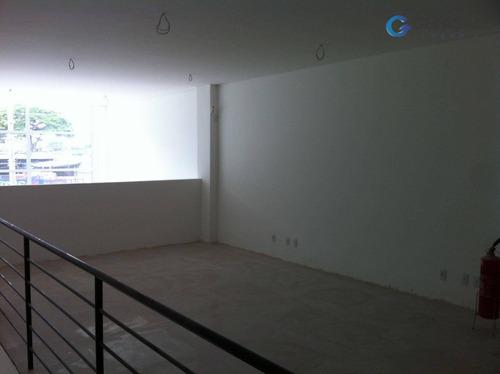 ponto à venda, 160 m² por r$ 625.000 - jardim vale do sol - são josé dos campos/sp - pt0154