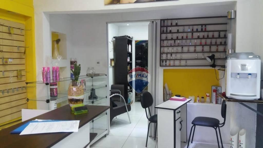 ponto à venda, 45 m² por - centro - mogi das cruzes/sp - pt0017