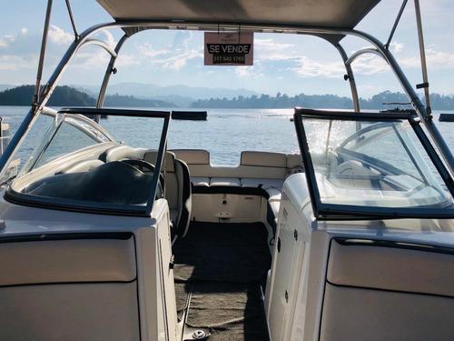 ponton yate lancha bote yamaha ar240 2013