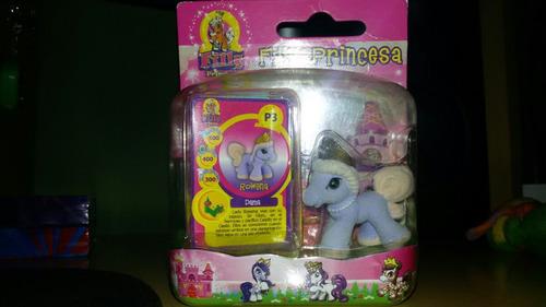 pony filly princesa coleccionable