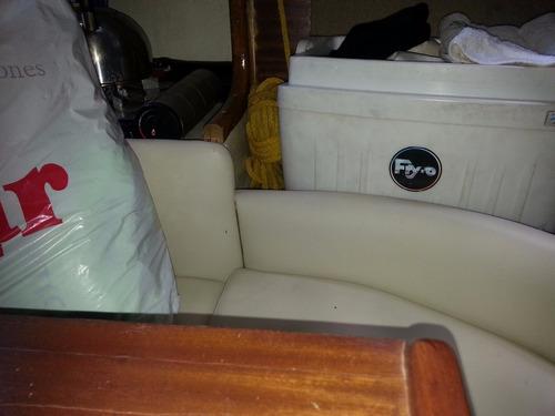 pony river 760 crucero cabinado