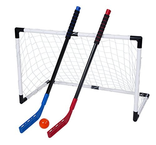 poof pro gold pro shot street hockey