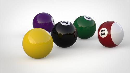 pool juego bola
