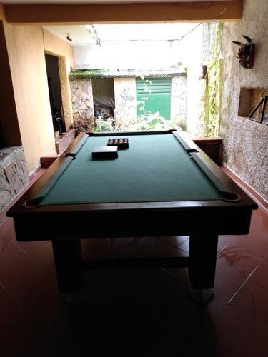 pool juego. mesa