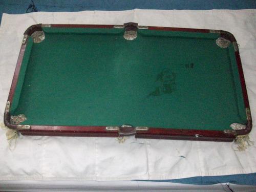 pool mesa tabla con detalles hoy venta garaje negociable