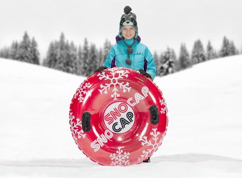 poolmaster nieve pac hinchable plato para nieve/agua