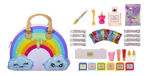 poopsie rainbow slime kit con más de 35 sorpresas maquillaje