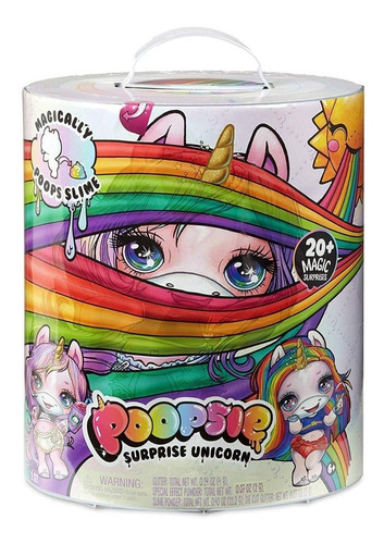poopsie slime unicornio sorpresa original: rainbow o oopsie