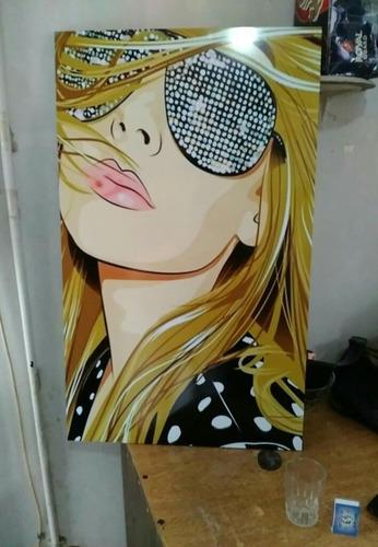 pop art lindo cuadrito