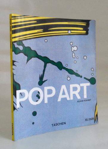 pop art taschen klaus honnef klaus honnef