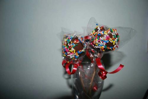 pop cakes cake pops trufas