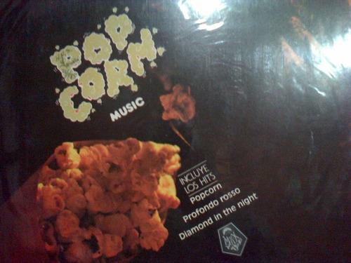 pop corn lp vinilo felli italo gapul  (diamond in the night)