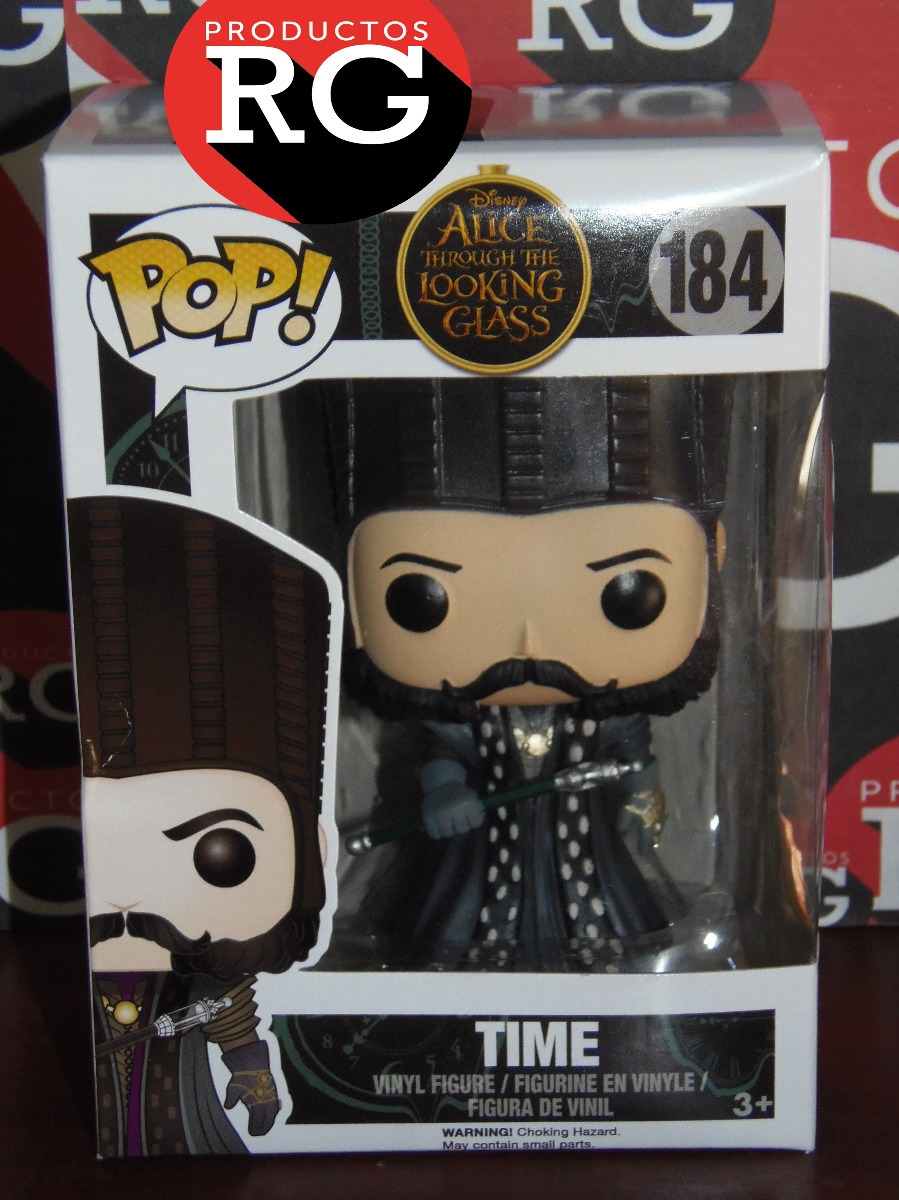 d4179203aae pop! disney alice through the looking glass - time (184). Cargando zoom.