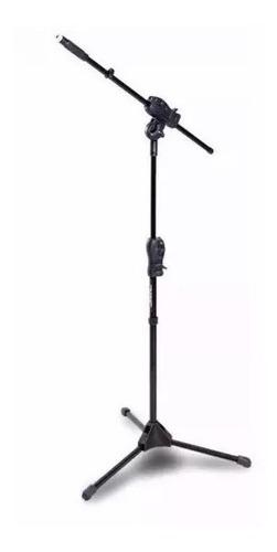 pop filter + cabo xlr + pedestal microfone smmax ibox