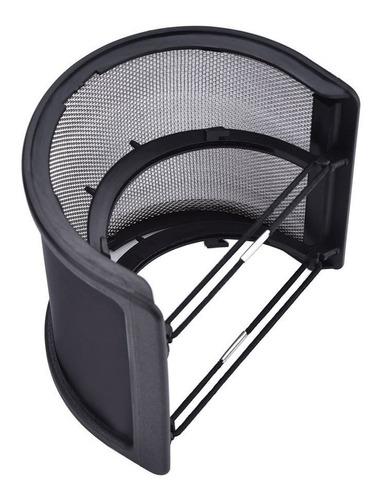 pop filter filtro anti puff microfone studio bm800 at2020 bm