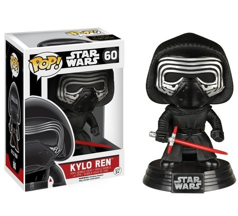 pop! funko star wars figura de vynil 10 cm original