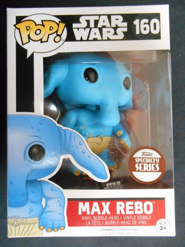 pop! funko star wars max rebo