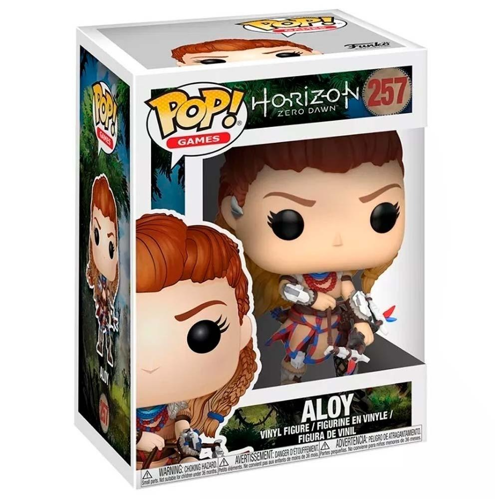 Funko Pop 257 Horizon Aloy Zero Dawn