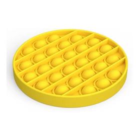 Pop It Fidget Toy, Empurre Pop Bubble Fidget Sensorial Toy