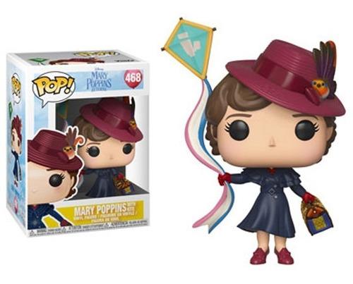 pop! movie: mary poppins returns - mary poppins (with kite)