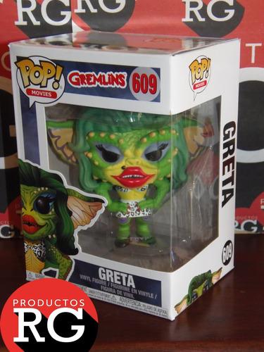 pop! movies - gremlins -(609) (610) + caja protectora *