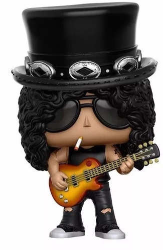 pop! rocks: guns n roses - slash #51