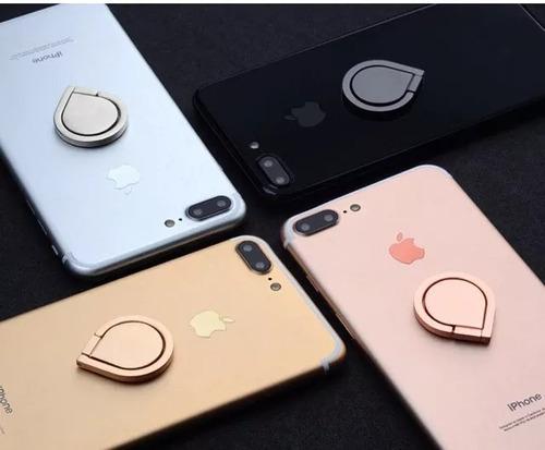 pop socket modelo de gota soporte de anillo telefono selfie