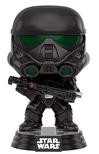 pop star wars: rogue one - imperial death troope  buho store