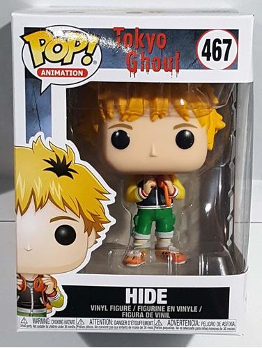 pop tokyo ghoul hide #467 funko 100% original