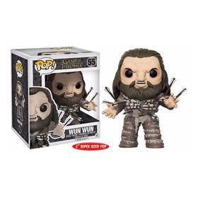 Pop! Tv: Game Of Thrones - 6  Super Sized Wun Wun Funko Got