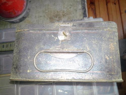 popei.- calentador optimus 00 de bronce suizo