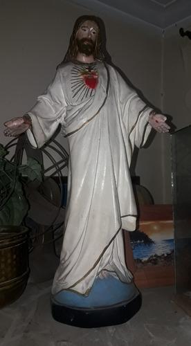 popei.- imagen religiosa del sagrado corazon de jesus