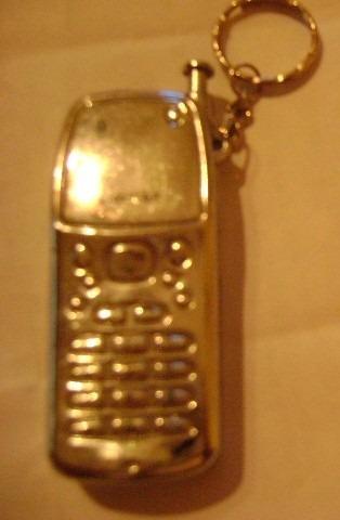 popei.- llavero celular y encendedor