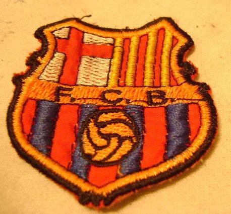 popei.- parche del club barcelona