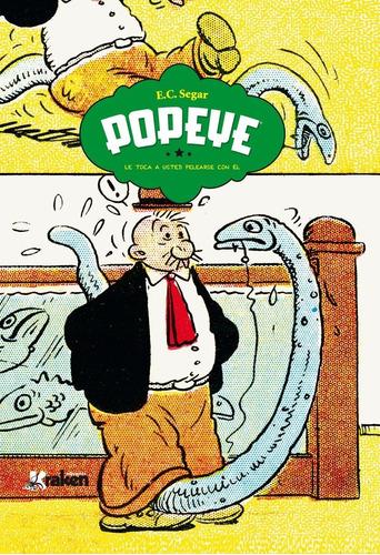 popeye 3 - le toca a usted pelearse con él, segar, kraken