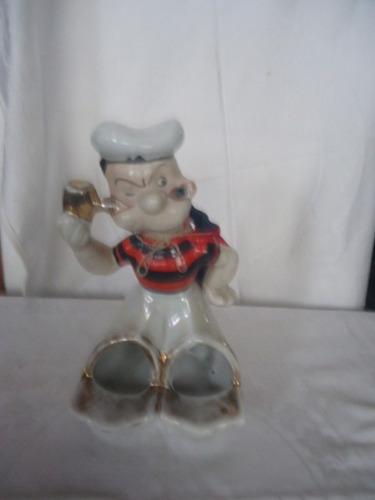 popeye, escultura de porcelana do flamengo f.c.