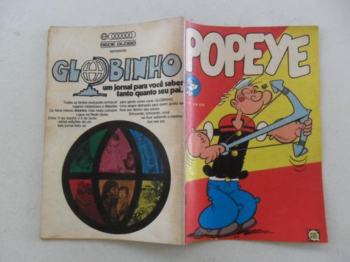 popeye nº 15! rge 1975!