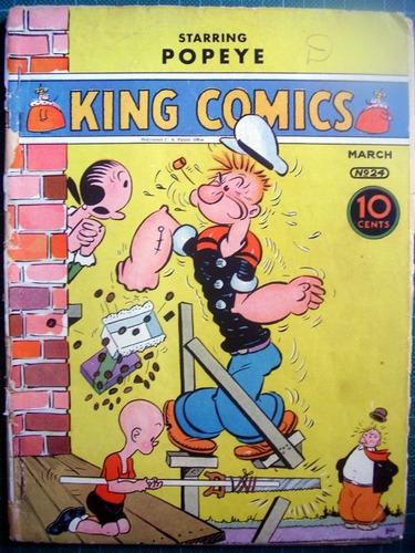 popeye revista de 1938