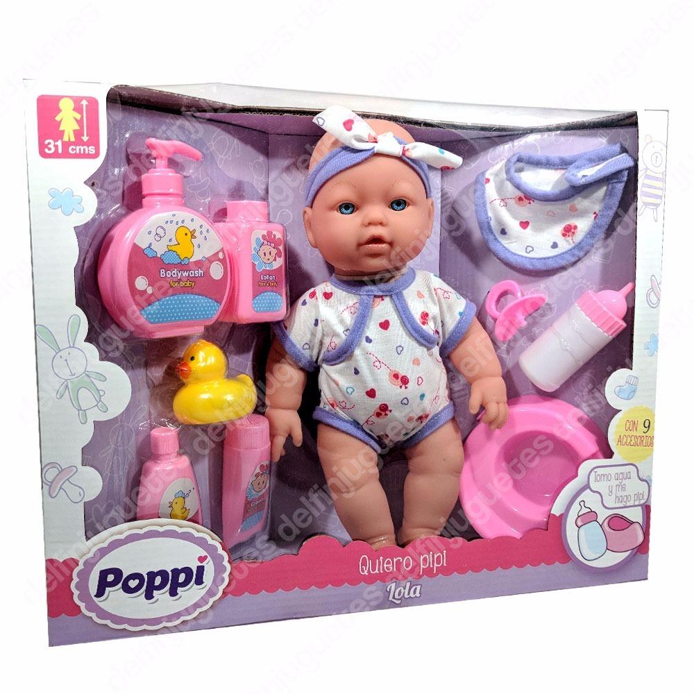 95d30964f poppi lola quiero pipi muñeca bebe ropa accesorios baño. Cargando zoom.