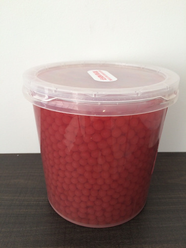 popping boba, perlas de fruta x 3,2 kg te burbuja bubble tea