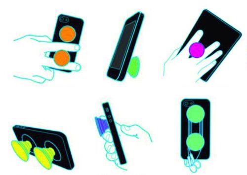 popsocket - soporte para celular o tablet - incluye popclip