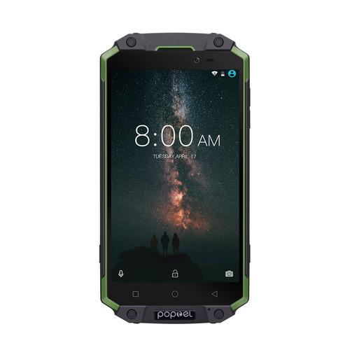 poptel p9000 max rugged phone 4g telfono mvil 9000mah ip68